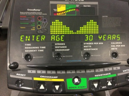 Bored of elliptical already