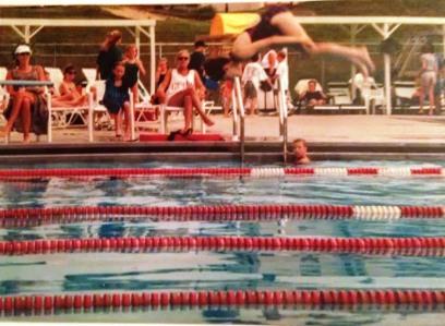 Diving team 1996
