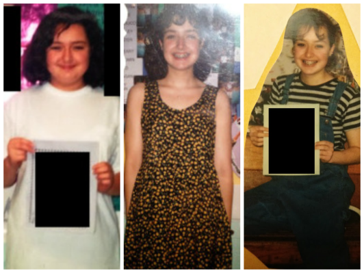 Progression of disease: 1995/1996/1997