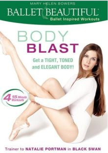 Ballet Beautiful Body Blast DVD