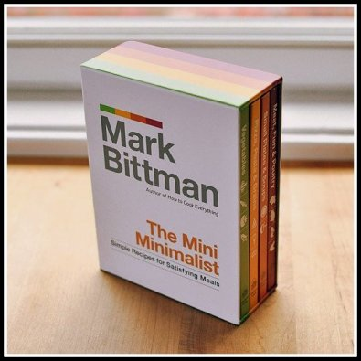 Mark Bittman The Mini Minimalist